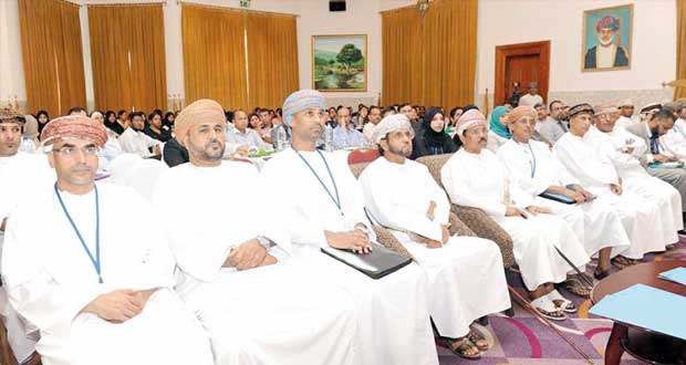 بدء المؤتمر الوطني الخامس للجراحة العامة بمحافظة ظفار