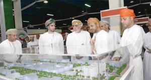 افتتاح أعمال مؤتمر ومعرض صحة عُمان الرابع بمركز عُمان الدولي للمعارض