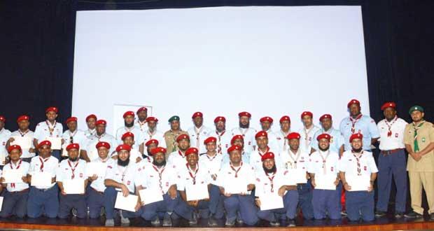 ختام ناجح لأعمال المنتدى الأول لقادة عشائر جوالة الأندية والجامعات والكليات
