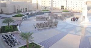 الراسبي يرعى احتفال الكلية العسكرية التقنية ببدء العام الأكاديمي الثاني ويكرم طلابها المجيدين
