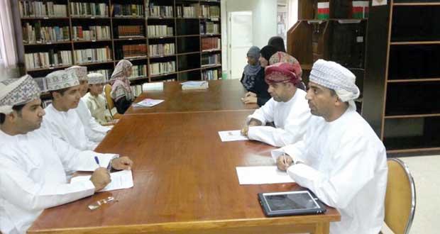 مركز السلطان قابوس العالي للثقافة والعلوم ينظم مسابقة (اقرأ للناشئة) للعام الخامس على التوالي