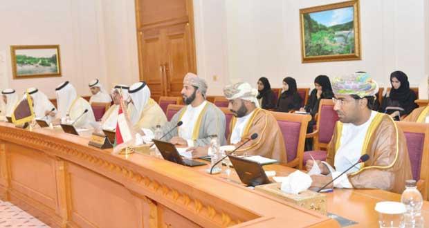 اللجنة البرلمانية الخليجية في المجال التشريعي تختتم اجتماعها الأول باعتماد لائحتها التنظيمية