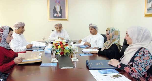 اجتماع مكتب اللجنة الوطنية لحقوق الإنسان