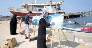 """وزير خارجية مصر يبحث مع مسئول أممي """" إعمار """" غزة"""