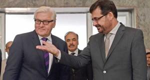 وزير الخارجية الألماني يدعو في كابول إلى حكومة وحدة وطنية