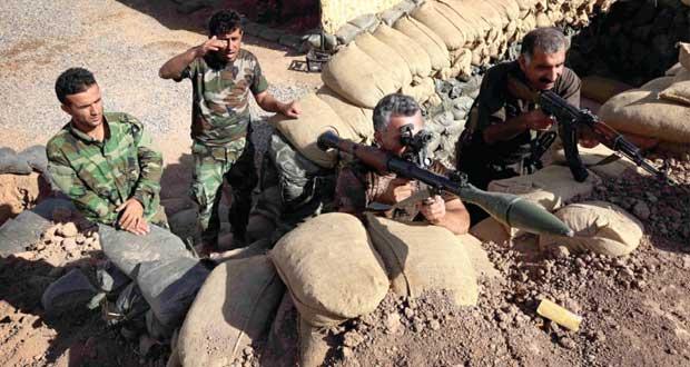 العراق: الجيش يشن عملية عسكرية قرب سد حديثة وواشنطن توسع من غاراتها