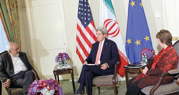 """نووي إيران : المفاوضات مع السداسية بلغت مرحلة """" صعبة """""""