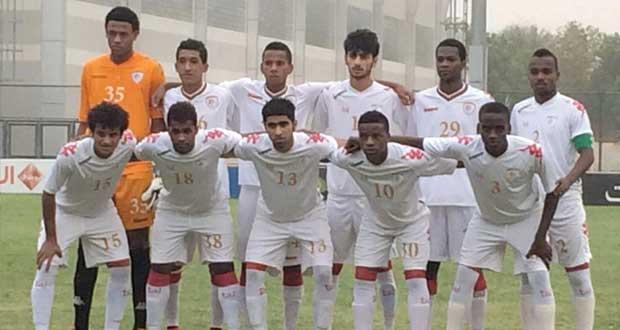 منتخب الشباب يخسر أمام ألبانيا في بطولة الإمارات الدولية