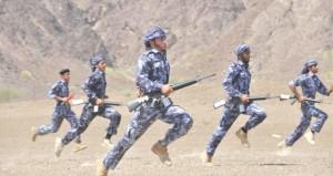 ختام بطولة شرطة عمان السلطانية للرماية المشتركة المهام الخاصة تؤكد تفوقها وتحصد معظم كؤوس البطولة والأكاديمية وصيفا للمرة الثانية