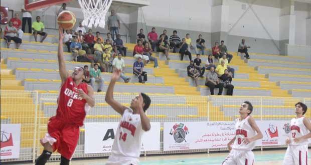 منتخبنا لناشئي السلة يواجه السعودية في مباراة مصيرية.. اليوم