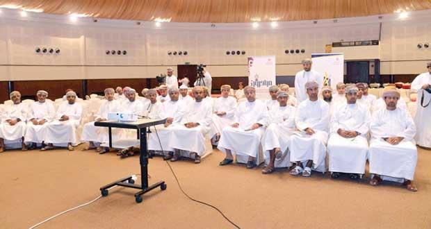 وزارة الشؤون الرياضية تستعرض برنامج إبداعات شبابية وإنجازاتنا ومبادرون