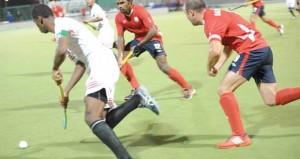 في بطولة دوري العالم للهوكي ..منتخبنا الوطني يخسر من الأذربيجاني والمنتخب الإيراني يتفوق على التايلاندي بسباعية نظيفة