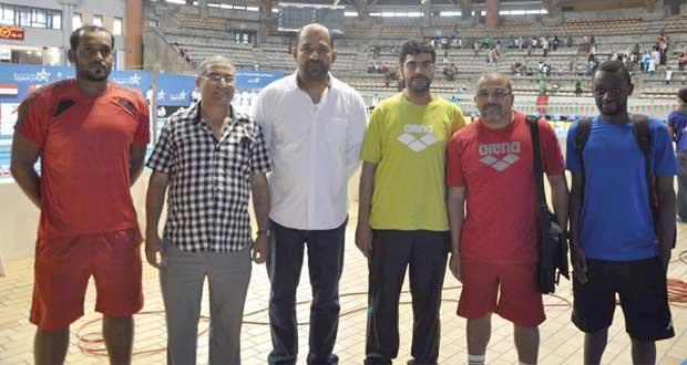 اختتام منافسات البطولة العربية الثانية للسباحة للعموم بالدار البيضاء