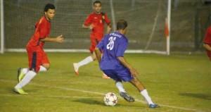 برعاية سعد المرضوف.. اليوم فريق الجزيرة يواجه النجوم في نهائي برنامج شجع فريقك لكرة القدم