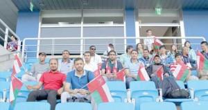 الطائرة الشاطئية تحقق أول فوز للسلطنة في الألعاب الآسيوية
