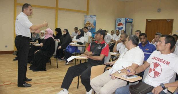 اليوم .. ختام المعسكر الدولي الثالث لحكام كرة السلة بمشاركة 42 حكما