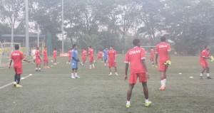منتخبنا الوطني للشباب يكثف من جرعاته التدريبية ويلاقي غدا منتخب ماليزيا