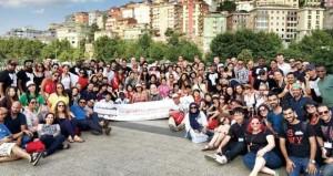 السلطنة تشارك في التجمع الدولي الثامن لسفينة شباب العالم بتركيا