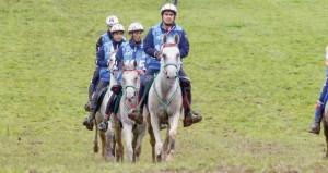 الفارسي والبلوشي يجتازان سباق مونبازيه للقدرة والتحمل