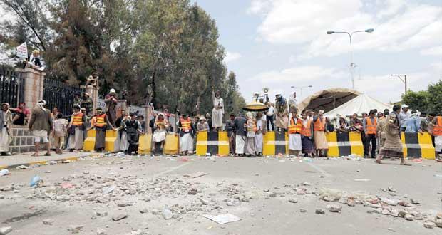 اليمن يقيل قائد القوات الخاصة غداة محاولة فض اعتصام للحوثيين