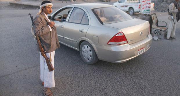 اليمن: اشتباكات عند (الرئاسة) وصاروخ قرب السفارة الأميركية والحوثيون يوقعون الملحق الأمني
