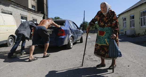 """بوتين يتطرق إلى منح شرق أوكرانيا وضع """"دولة"""""""