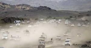 اليمن: تظاهرات مؤيدة للحكومة وهادي يثمن مواقف (التعاون)
