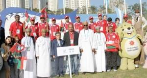 السلطنة تشارك في افتتاح دورة الألعاب الآسيوية بكوريا الجنوبية .. اليوم