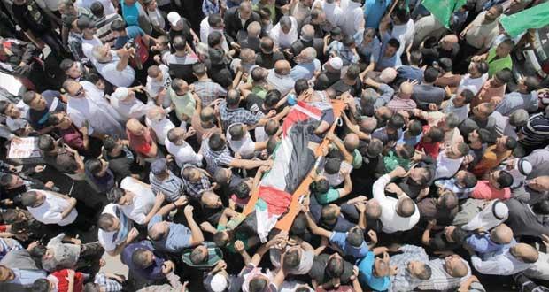 الاحتلال اغتال الأسير الجعبري بالضرب المبرح على رأسه
