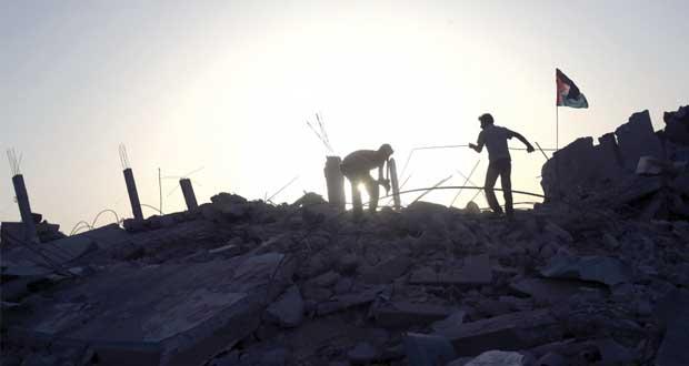 مبادرة فلسطينية لحوار مصالحة شامل..وتحذيرات من تعثر إعمار غزة
