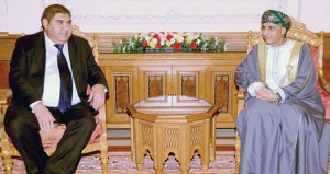 فهد بن محمود يستقبل وزير العلاقات الاقتصادية الخارجية والاستثمارات والتجارة الأوزبكستاني