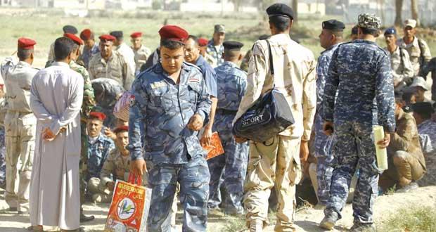العراق: العبادي يشدد على سيادة بلاده ويرفض (البري) ويطالب بموقف دولي موحد