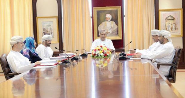 المجلس الأعلى للتخطيط يناقش إعداد الخطة الخمسية التاسعة والاستراتيجية الشاملة للتنمية الاقتصادية والمخطط الشامل لمحافظة مسندم 2040م