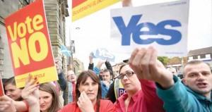 مخاوف استقلال أسكتلندا توحد أحزاب بريطانيا..وتعهدات بمزيد من الصلاحيات
