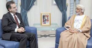 بحث التعاون العسكري بين السلطنة وتركيا