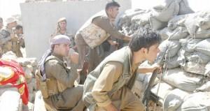 داعش يعزز تقدمه نحو (عين العرب) والبشمرجة يشنون هجوما على 3 محاور ويستردون 12 قرية