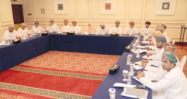 المركز الوطني للتوجيه المهني يلتقي برؤساء أقسام التوجيه المهني بالمحافظات