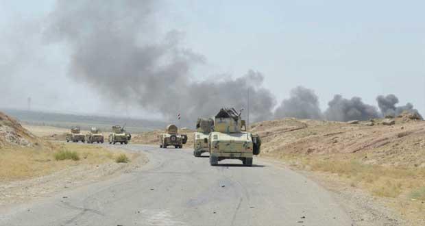 العراق: حملة عسكرية لاسترداد (السجر) ومقتل 48 مسلحا في عدة مواجهات
