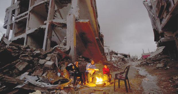 الفلسطينيون يلوحون بالتحلل من (أوسلو) ويستأنفون (غير المباشرة) الأسبوع القادم