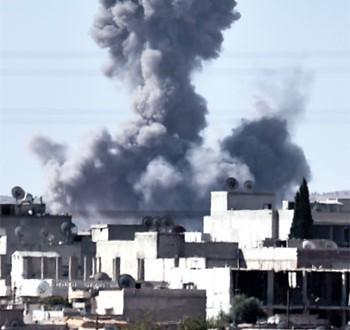 عين العرب تئن من هجمات داعش .. تركيا تمهد للتدخل البري وعينها على سوريا