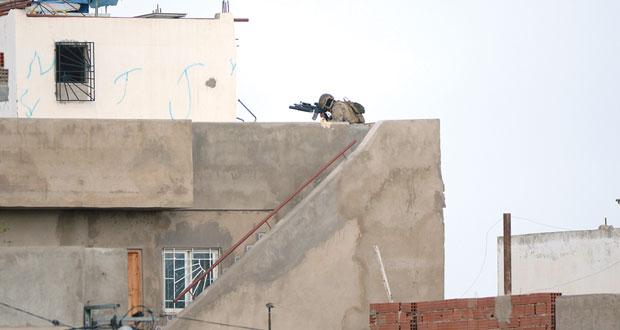 مصر: 80 بين قتيل وجريح في هجمات  إرهابية على الجيش والشرطة بسيناء
