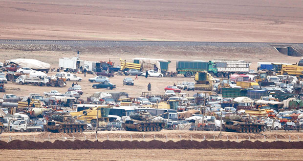 أميركا تحادث أكراد سوريا وتضع العراق أولوية.. وأنباء عن تدريب مسلحين على الطيران