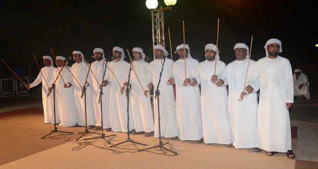 الإعلان عن الفرق المتأهلة للمشاركة بمهرجان الفنون الشعبية الثالث