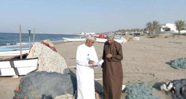 بدء تنفيذ مشروع تحديث بيانات قوارب وسفن الصيد الحرفي في السلطنة