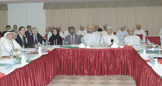 اجتماعات لجنة تربية الأحياء المائية بـ(الريكوفي) تناقش سبل تنمية وتطوير مشاريع الاستزراع السمكي وزيادة مساهمتها في تحقيق الأمن الغذائي