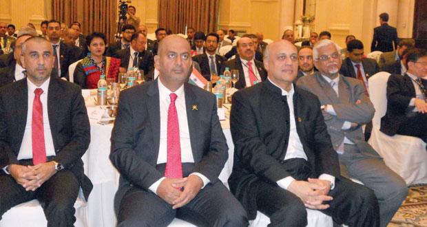 السلطنة والهند تبحثان تعزيز العلاقات التجارية والاقتصادية وتوسيع حجم الاستثمارات خلال المرحلة القادمة