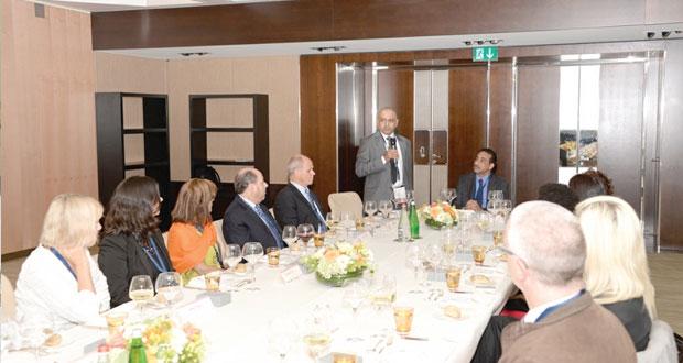 اختتام فعاليات الترويج لسياحة الحوافز والمؤتمرات بالسلطنة في السوق الأوروبية