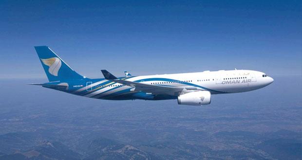 """قريبا.. الطيران العماني يسير """"6″ وجهات جديدة إلى شرق آسيا"""