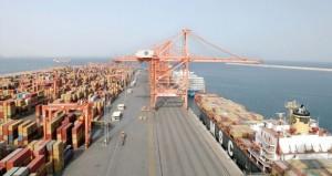 10 مليارات ريال عماني إجمالي قيمة الصادرات السلعية للسلطنة بنهاية النصف الأول من العام الجاري
