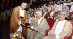 """شهاب بن طارق يرعى إفتتاح مؤتمر الخليج الـ""""11″ للمياه ويدشن الموقع الإلكتروني للشبكة العربية لإدارة الموارد المائية"""